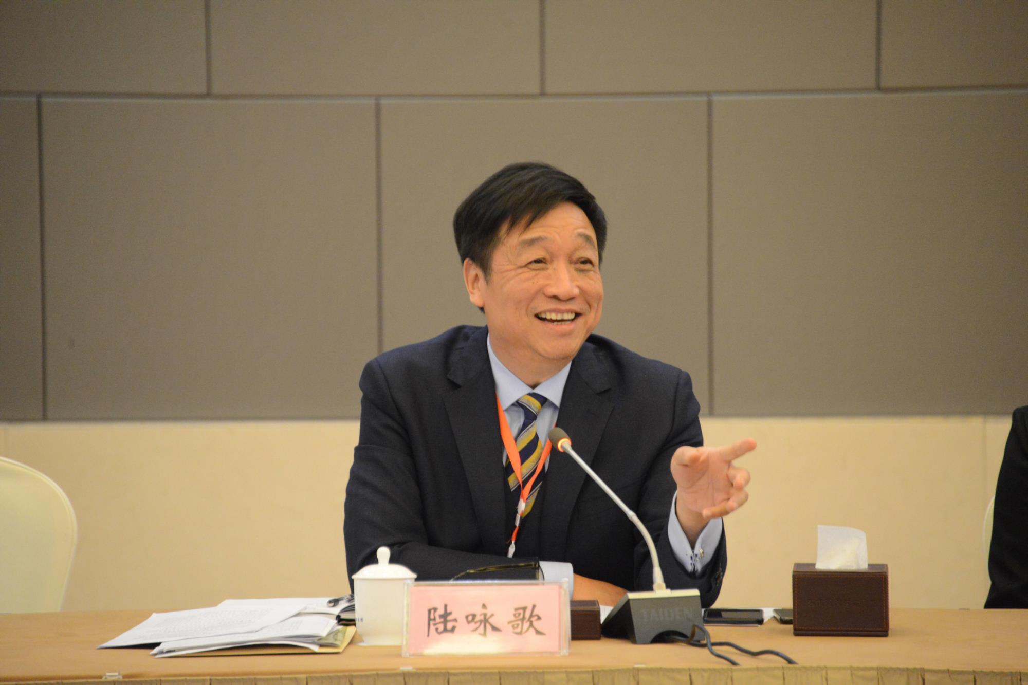 金博大律师事务所陆咏歌主任参加五省法学会专题座谈会